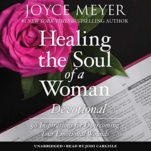 Healing the Soul of a Woman Devotional Titelbild