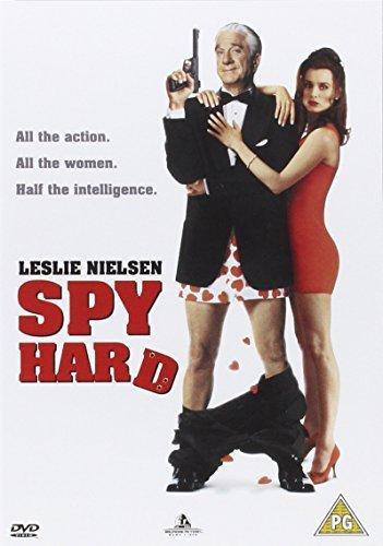 Spy Hard [Edizione: Regno Unito] [Edizione: Regno Unito]