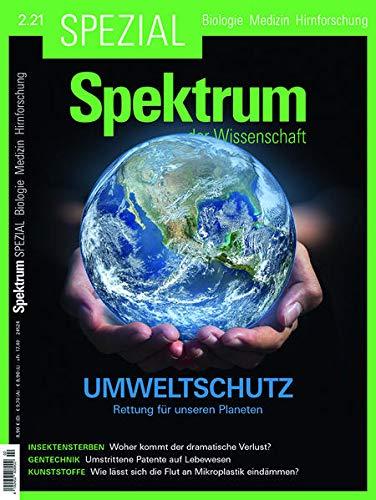 Spektrum Spezial - Umweltschutz: Rettung für unseren Planeten (Spektrum Spezial - Biologie, Medizin, Hirnforschung)