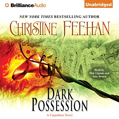 Dark Possession audiobook cover art