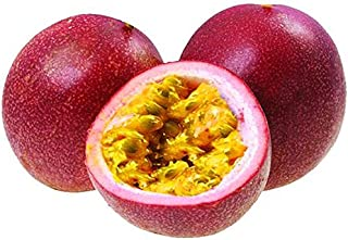 Passion Fruit Seeds 20 pcs Red Possum Passion Fruit Passiflora Edulis Live Plant for Home/Garden/Outdoor/Yard/Farm Planting