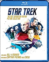 Star Trek: the Next Generation Motion Picture Coll [Blu-ray] [Import]