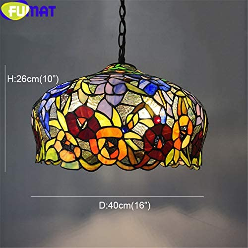 Glass hanging lamp _image3