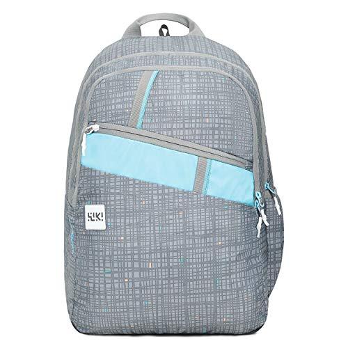 Wildkraft 31 Ltrs Grey Casual Backpack (11960 Grey)