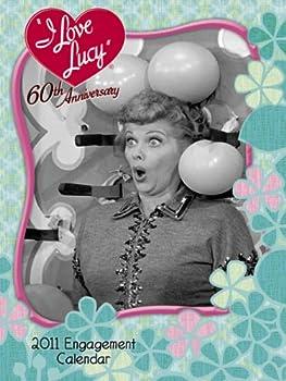 Calendar 2011 I Love Lucy Engagement Calendar Book