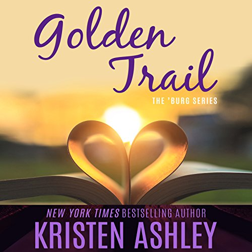 Golden Trail audiobook cover art