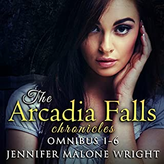 The Arcadia Falls Chronicles Omnibus audiobook cover art