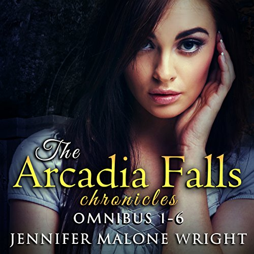 The Arcadia Falls Chronicles Omnibus cover art