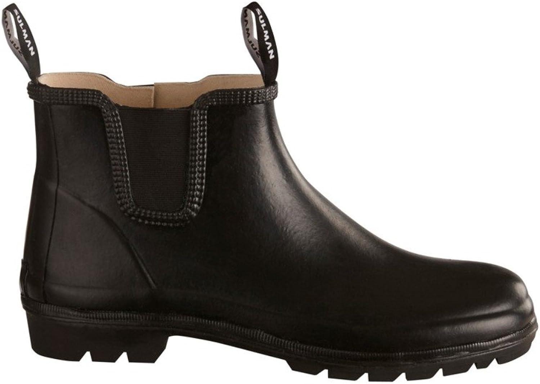 Sulman Mens Bruno Wellington Chelsea Boots