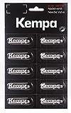 Kempa Needle Agujas para Hinchar Balones, Hombre, Transparente, Talla...
