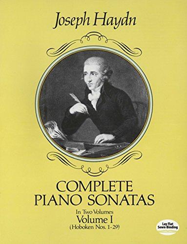 Complete Piano Sonatas, Vol. 1: Hoboken Nos. 1-29