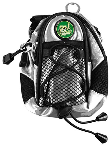 LinksWalker Carolina del Norte Charlotte 49ers-Mini Day Pack, Plata, Talla Única