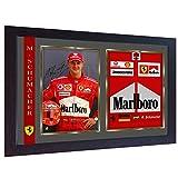 SGH SERVICES Autogramm Michael Schumacher Ferrari Formel 1,