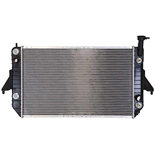 Prime Choice Auto Parts RK689 Aluminum Radiator