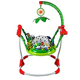 Creative Baby Eric Carle The Very Hungry Caterpillar Activity Jumper