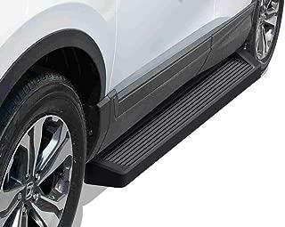 APS iBoard Black Running Boards Style Custom Fit 2017-2020 Honda CR-V (Nerf Bars Side Steps Side Bars)