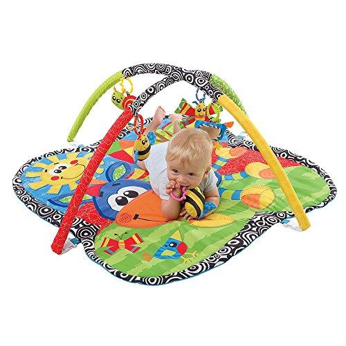 Playgro Manta de juegos del caballo Clip Clop con arco de juegos, Desde 0 meses, 40174