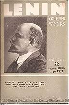 V.I. Lenin Collected Works Volume 32 December 1920-August 1921