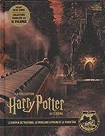 La collection Harry Potter au cinéma, vol. 2 - Le chemin de traverse, le Poudlard Express et le mini de Jody Revenson