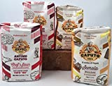 Molino Antimo Caputo '00' Flour + Semola Flour (4 bags)