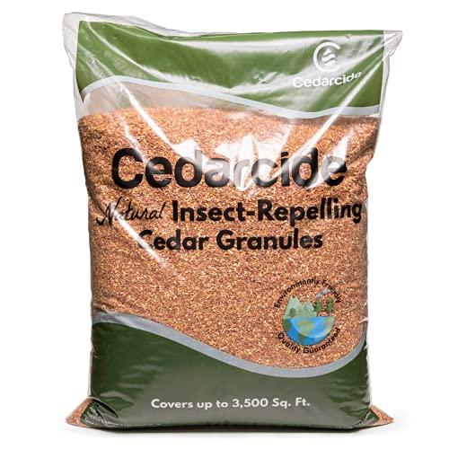 Cedar Mulch Granules 8lb Bag
