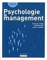 Psychologie et management 2765036225 Book Cover