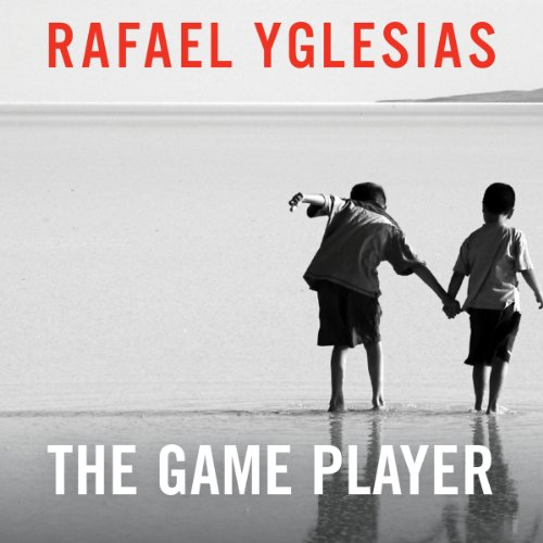 The Game Player audiobook cover art