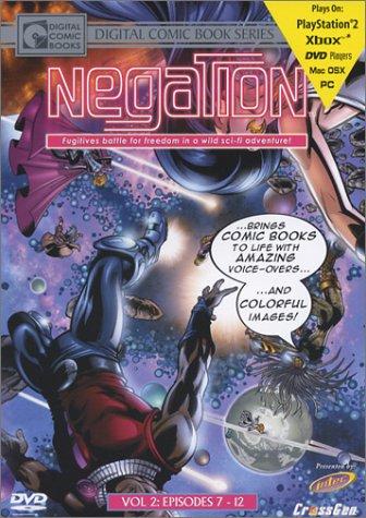 Negation - Volume 2 (CrossGen Digital Comic)