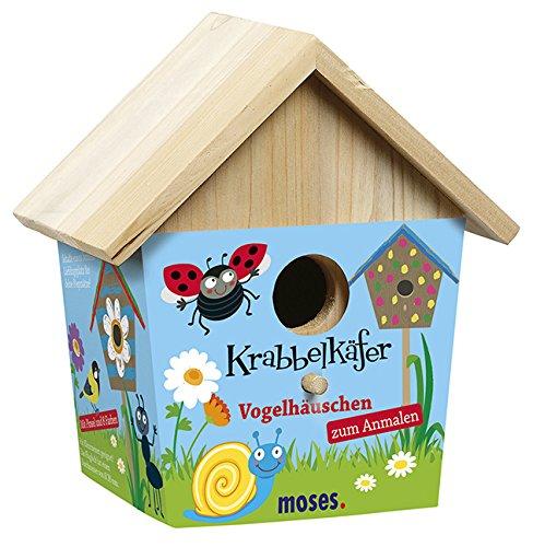 Moses 16056 - Krabbelkäfer Vogelhäuschen