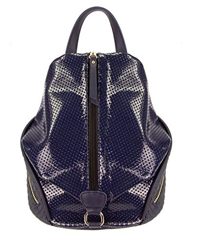 SOCCX Cecilia Backpack Dark Blue