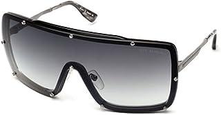 Dita Raygun Sunglasses Antique Silver-Light Grey 23003A