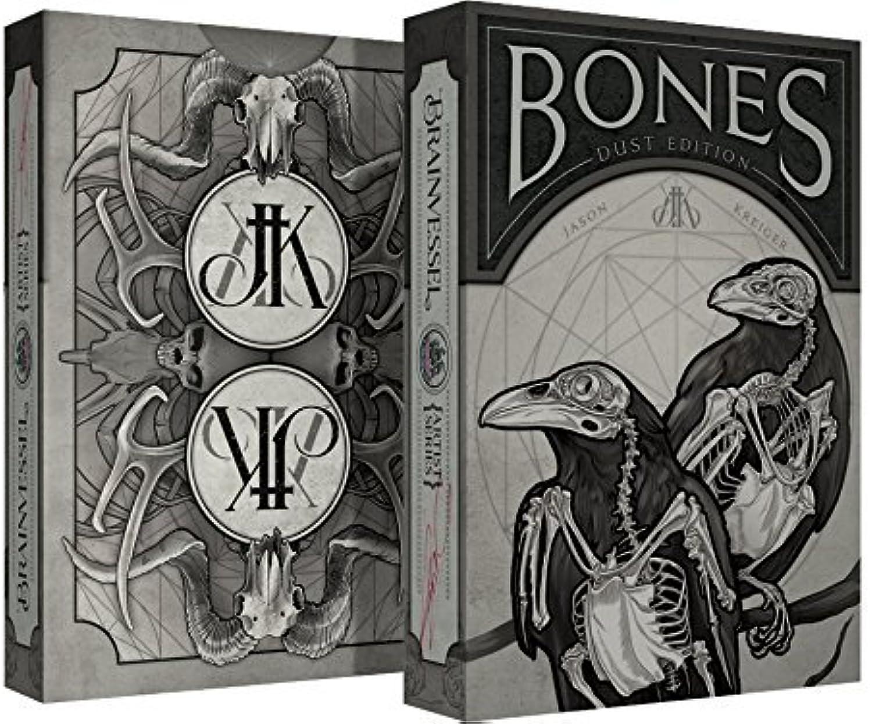 Brain Vessel Cargo Bones Playing Cards, Dust Edition