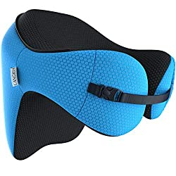 Head Support Pillow For Tall Travelers