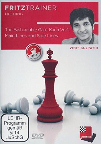 The Fashionable Caro-Kann Vol.1 von Vidit Gujrathi