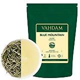 Exóticas hojas de té blancas de las Montañas Azules (25 tazas) - TÉ MÁS SANO MUNDIAL - 100% certificado. Hojas sueltas de te blanco ecologico puro - RICO EN POTENTES ANTIOXIDANTES, 50gr