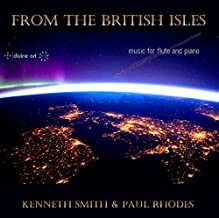 From the British Isles - Music for Flute & Piano