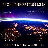 ブリテン島から ~ケネス・スミス:フルート・リサイタル [2CDs]