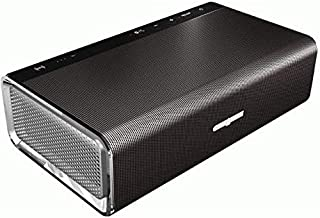 Creative Sound Blaster Roar Travel Series: Portable NFC Bluetooth Wireless Speaker with aptX/AAC. 5 Drivers, Built-in Subwoofer (Black)