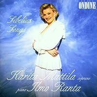 Songs by J. Sibelius (1996-01-23)