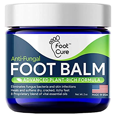 Foot Cure All-Natural Foot