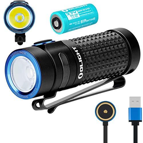 1000 lumen mini flashlight - 2