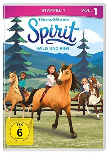 Spirit - Wild und frei, Staffel 1, Vol. 1