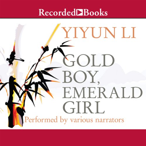 Gold Boy, Emerald Girl audiobook cover art