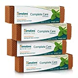 Himalaya Complete Care Toothpaste, Simply Mint, Plaque Reducer for Brighter Teeth and Fresh Breath, 5.29 oz, 4 Pack