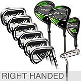 Callaway Edge 10-piece Golf Club Set, Right Handed ( Regular Shaft Flex)