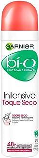 Desodorante Bí-O Toque Seco Feminino Aerosol, 150 ml, Garnier