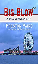 Big Blow A Tale of Ocean City | Ocean City MD Fiction Books