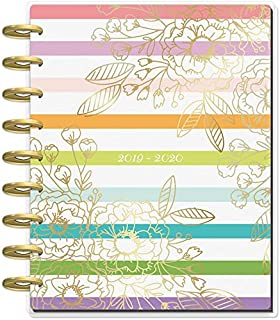 Create 365 ; The Classic Happy Planner ; Grow Your Own Way ; 18 Months Dated (July 2019- December 2020) ; Horizontal Layout ; Weekly & Monthly layouts ; Size: 9.75 x 8.5
