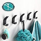 Handtuchhalter ohne bohren Schwarz 5...