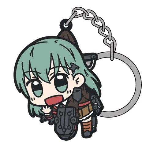 艦隊これくしょん -艦これ- 鈴谷改 つままれキーホルダー